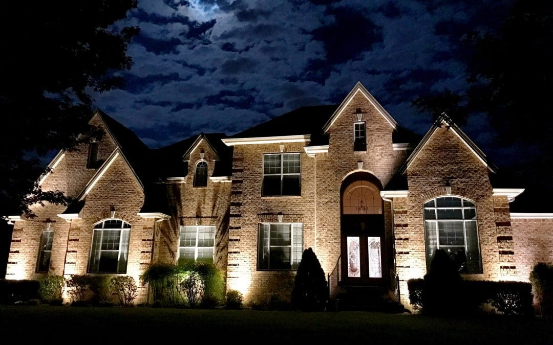 The 'Why You Need Outdoor Lighting' Trio