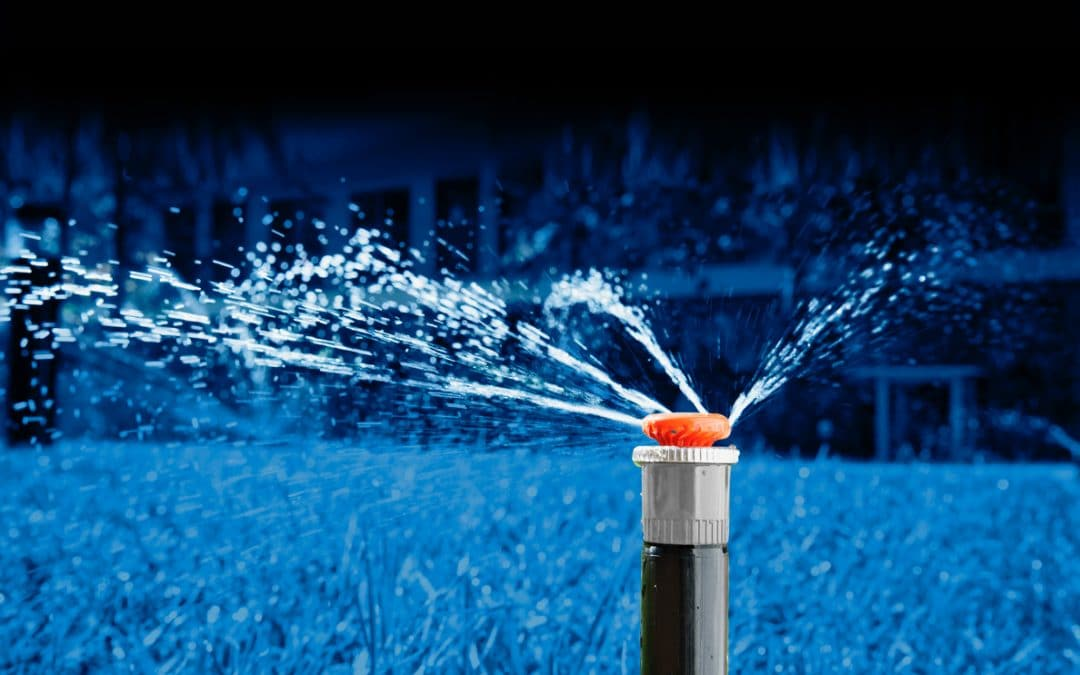 It's That Time…Winterize Your Irrigation System