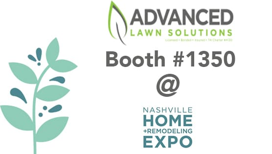 Booth #1350 @ Nashville's Home + Remodeling Expo