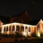Outdoor Home Lighting Image